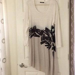 Nic + Zoe Linen Dress